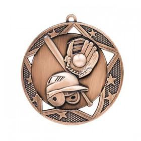 Médaille Baseball 2 3/4 po MSS602Z
