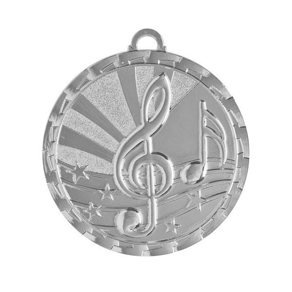 Médaille Musique 2 po GM-230S