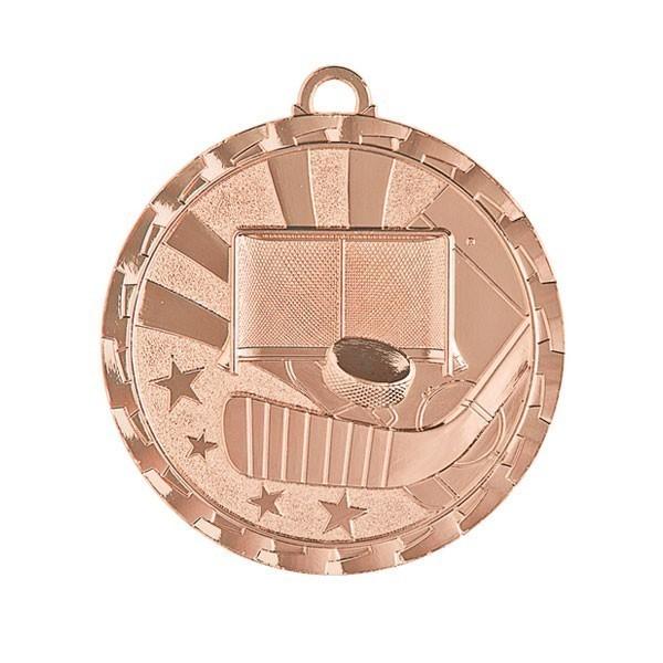 Médaille Hockey 2 po GM-210Z