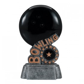Bowling Resin Award RF-2520