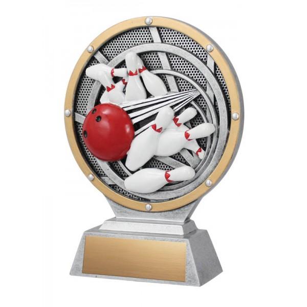 Trophée Bowling RA1624B