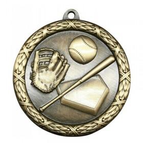 Baseball Gold Medal 2 1/2 in MST402G