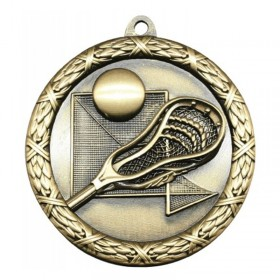 Lacrosse Medal 2 1/4 in MST428G