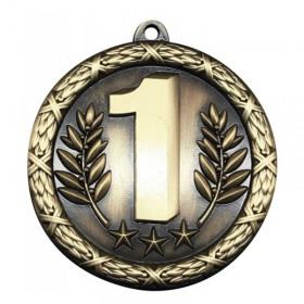 Médaille à Position 2 1/4 po MST491G