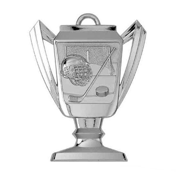Médaille Hockey TM10AS