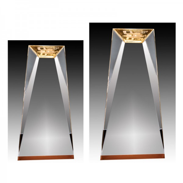 Trophée Acrylique ACG706B-G