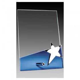 Trophée de verre GL1793A-BL