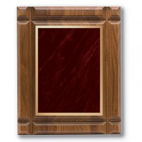 Distinction Plaque PLW673-RED