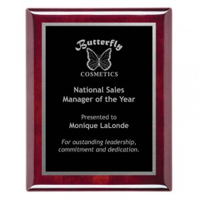 Honorary plaque PPF202-RW-SILVER