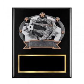 Plaque Soccer Homme BP-RF-3660-BK