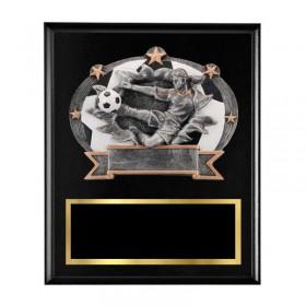 Plaque Soccer Femme BP-RF-3661-BK