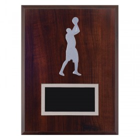 Basketball Plaque T20-131200