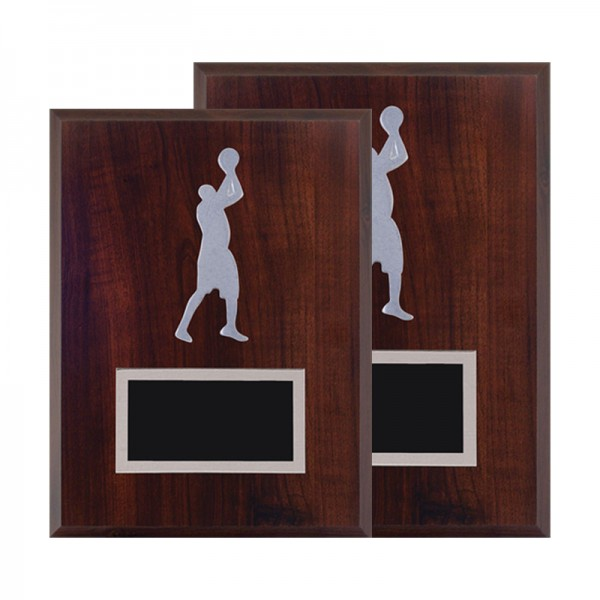 Plaque Basketball T20-131200-SIZES