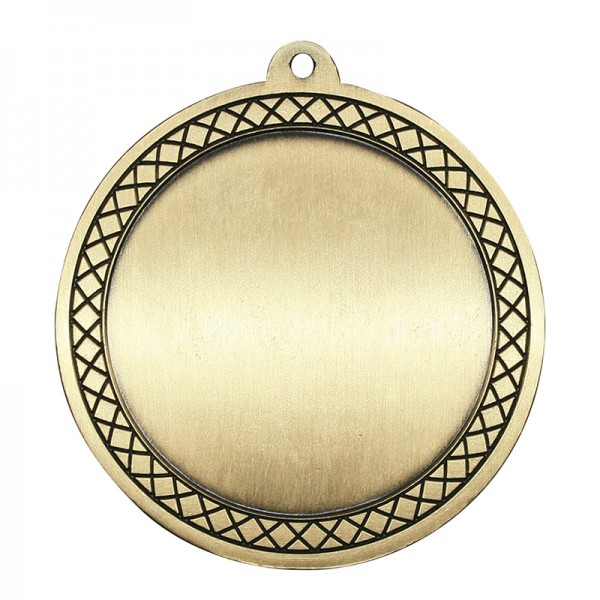 Médaille Volleyball 2 1/2 po MST417-BACK