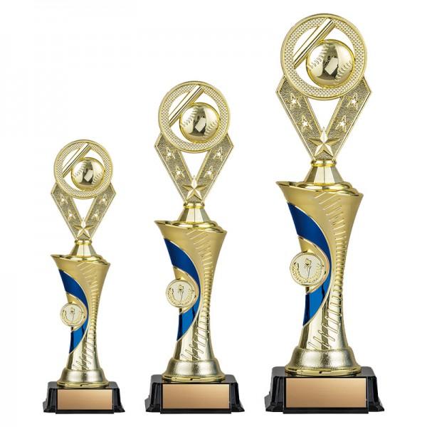 Baseball Trophy TZG350-GBU-SIZES
