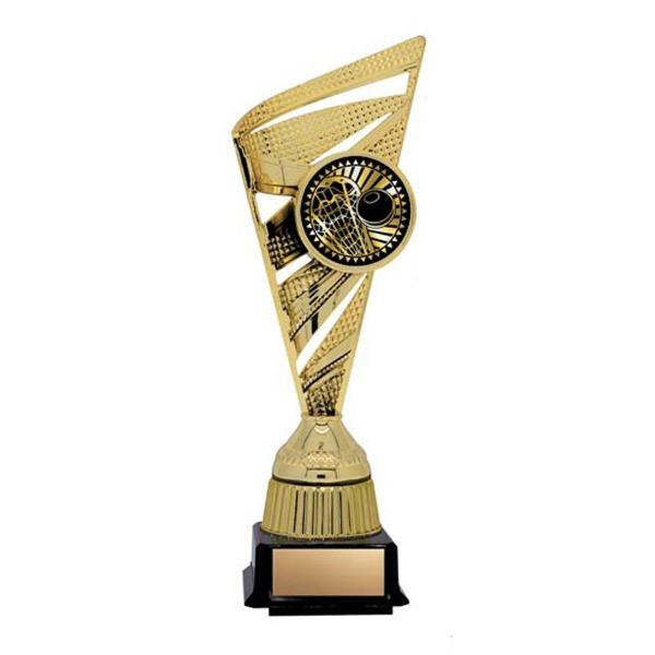 Lacrosse Trophy gold TRF-3810