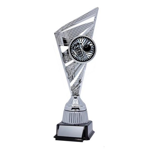 Lacrosse silver Trophy TRF-3810