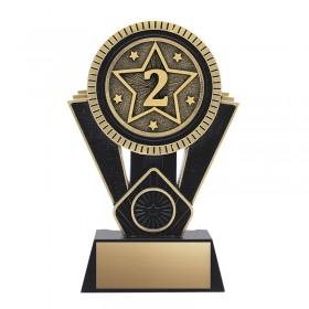 Trophée 2e position XRM7092