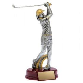 Trophée Golf Femme RA1759A
