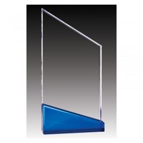 Acrylic Trophy ACG676B-BU