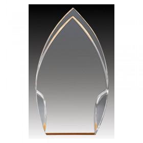 Acrylic Trophy ACG784B-G