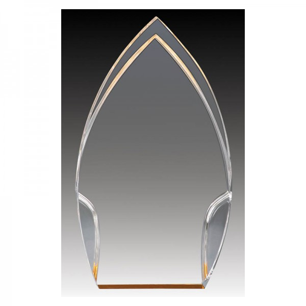 Trophée Acrylique ACG784B-G