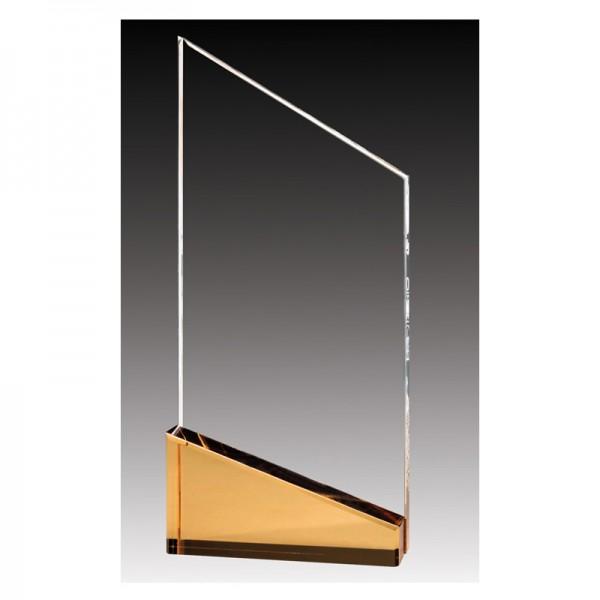 Trophée Acrylique ACG676B-G