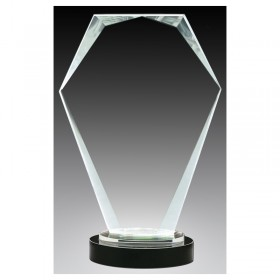 Glass Trophy GLCC18134B