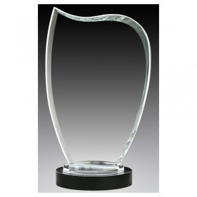 Glass Trophy GLCC18111B
