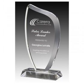 Crystal trophy GCY1537A