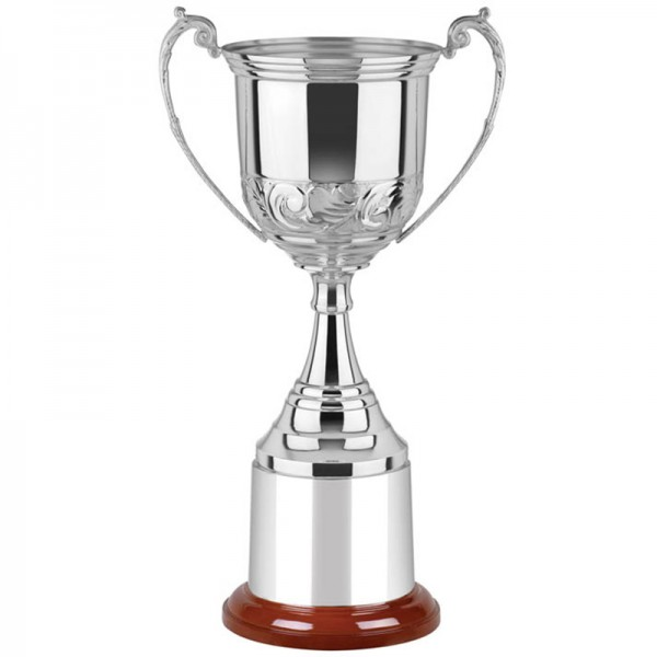 Silver plated cups BCRH51