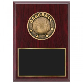 Baseball Plaque 1870A-XF0002