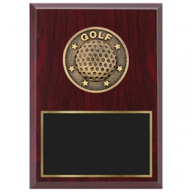 Golf Plaque 1870A-XF0007