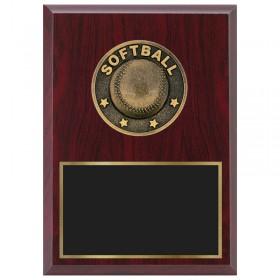 Plaque Softball 1870A-XF0026