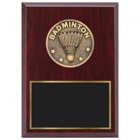 Plaque Badminton 1870A-XF0027