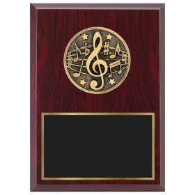 Music Plaque 1870A-XF0030