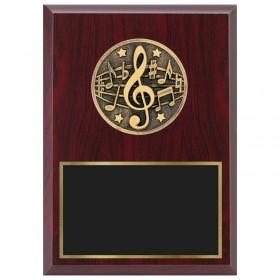 Plaque Musique 1870A-XF0030