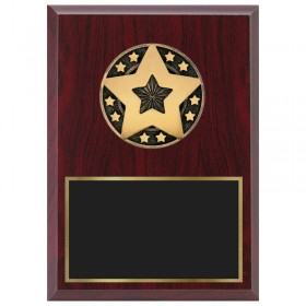 Star Plaque 1870A-XF0050