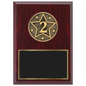 2nd Position Plaque 1870A-XF0092