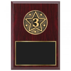 3rd Position Plaque 1870A-XF0093
