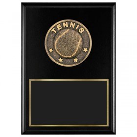 Tennis Plaque 1770A-XF0015