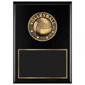 Plaque Volleyball 1770A-XF0017