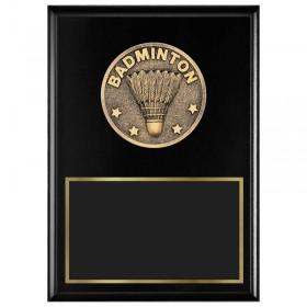 Plaque Badminton 1770A-XF0027