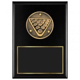 Plaque Billard 1770A-XF0036