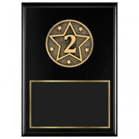 2nd Position Plaque 1770A-XF0092