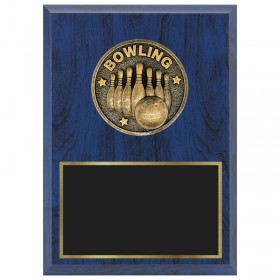 Bowling Plaque 1670A-XF0004
