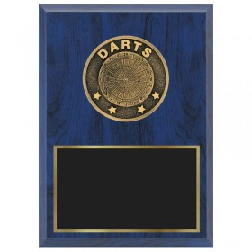 Darts Plaque 1670A-XF0009