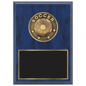 Soccer Plaque 1670A-XF0013
