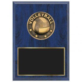 Volleyball Plaque 1670A-XF0017