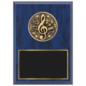 Music Plaque 1670A-XF0030